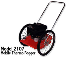 Mobile Thermal Fogger Machine