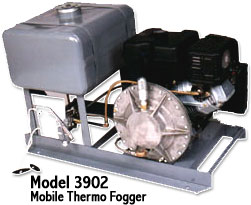 Heavy Duty Thermal Fogger Machine