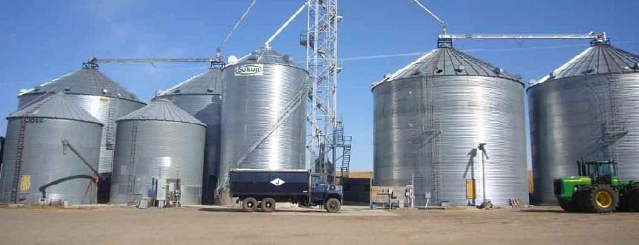 Grain Elevator Pest Control