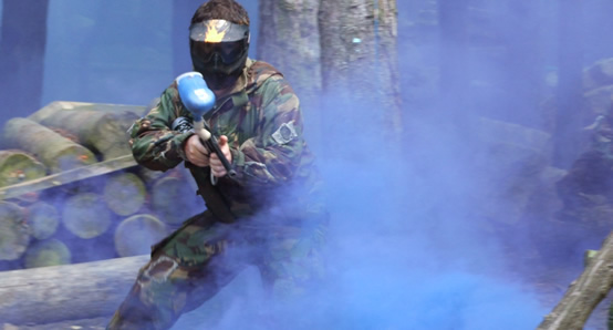 Smoke Effects For Paintball Parks