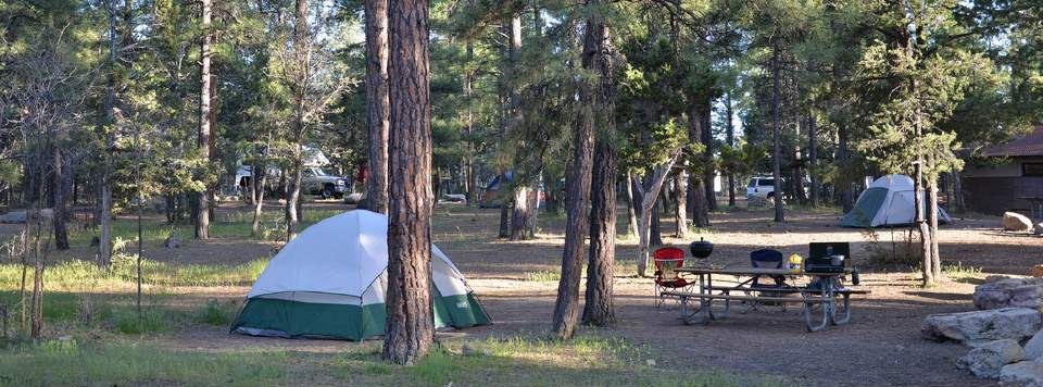 campground mosquito control